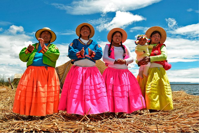 7 Day Machu Picchu & Lake Titicaca 7 Days