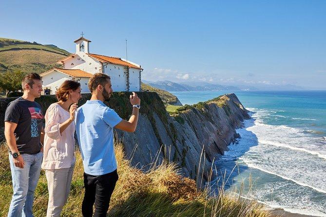 Private Gipuzkoa coast tour from San Sebastian with lunch
