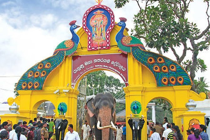 7-Day Tour through Ramayana Trail with Accommodation
