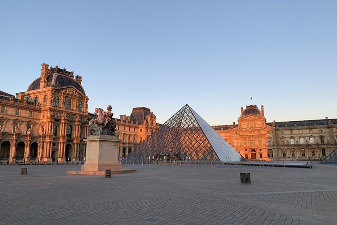 Small Group Art History Louvre Tour with Professor Jimerson