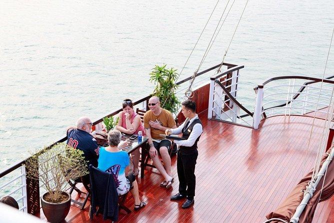 Luxury Lan Ha Bay Full Day Trip