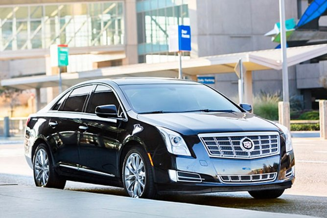 Baton Rouge to New Orleans Chauffeur Driven Transport by Executive Sedan