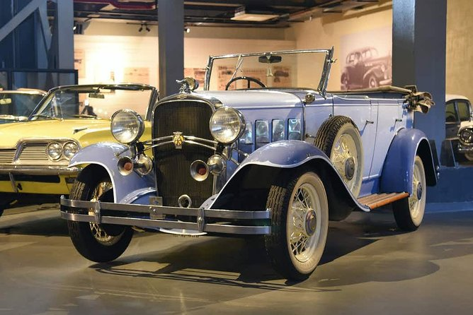 The Unique Indian Heritage Transport Museum