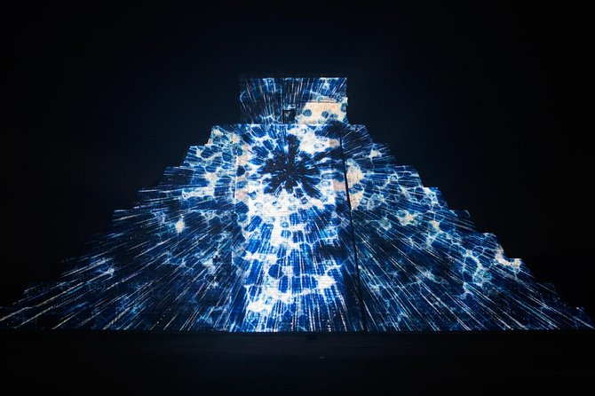 Nights of Kukulkan - Light & Sound Show