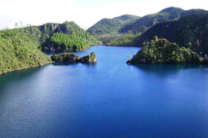 Montebello Lagoons & Chiflón Waterfall from San Cristobal de las casas or Tuxtla