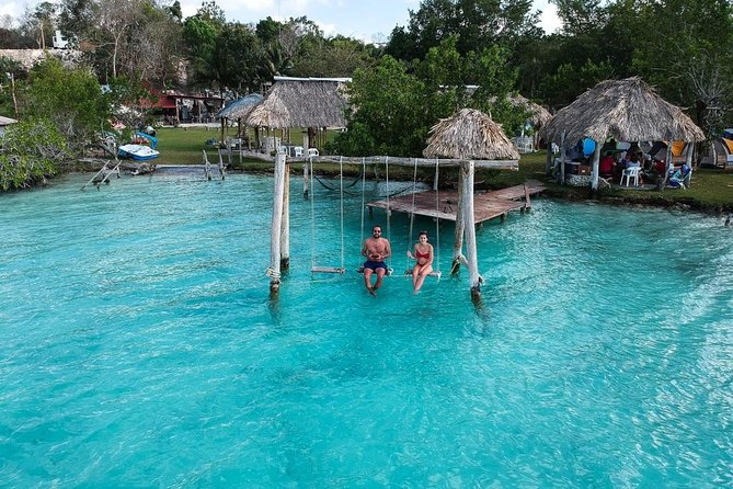 Bacalar Tour From Cancun