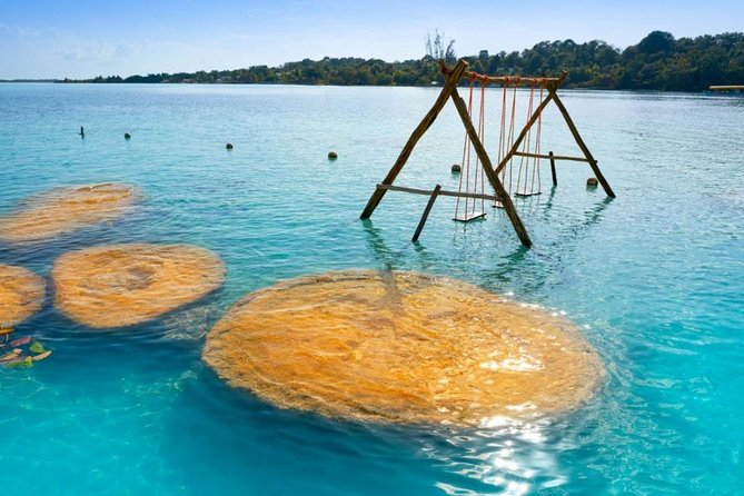 Tour Bacalar - Lake of Seven Colors