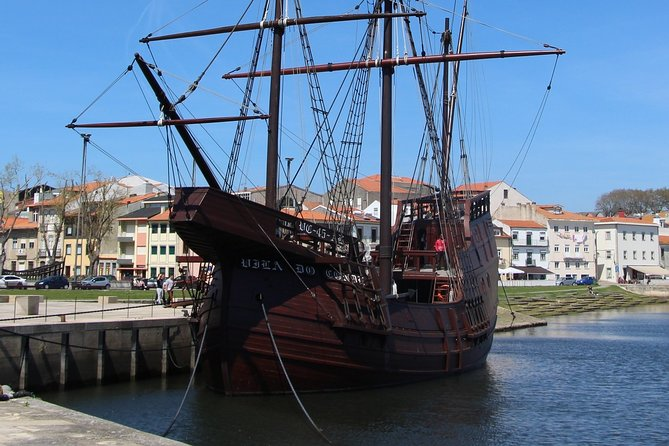 Half-Day Private Guided Historical Tour of Vila do Conde
