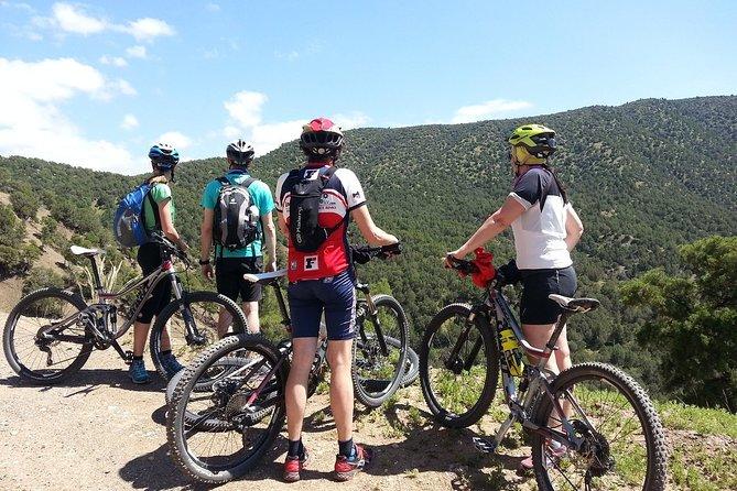 Mountain Bike Day Trip From Marrakech, Atlas Mountains & Berber villages