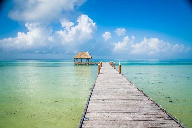 Magic Island Holbox Tour - Cenote & Two Island