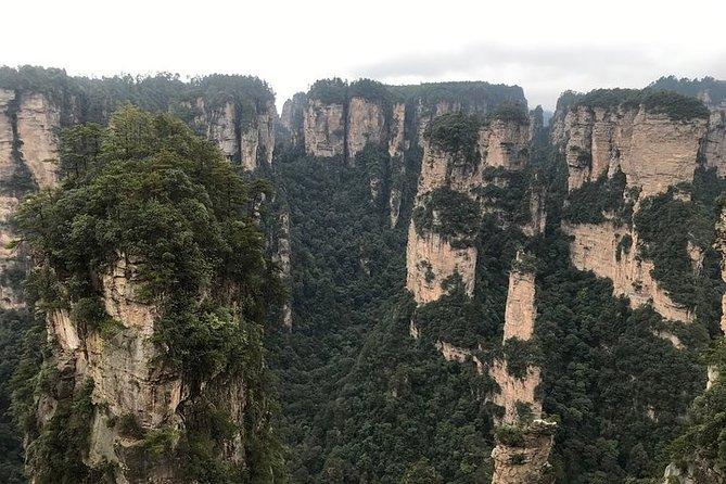 5 Days Zhangjiajie Forest Park & Local Rice Terrace Hiking Tour(5-star Hotel)