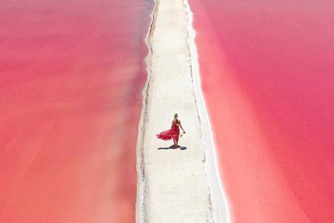 Las Coloradas Tour - Natural Pink Lagoon