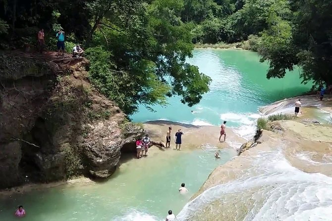From Palenque to Zona Arq. Palenque and Roberto Barrios Waterfall