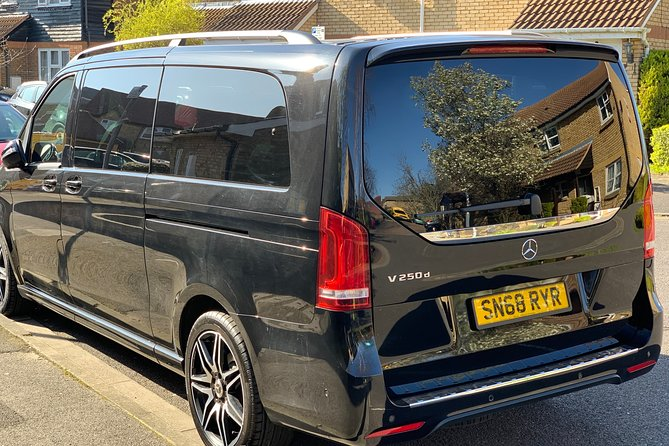 London Heathrow Airport to Central London Transfers