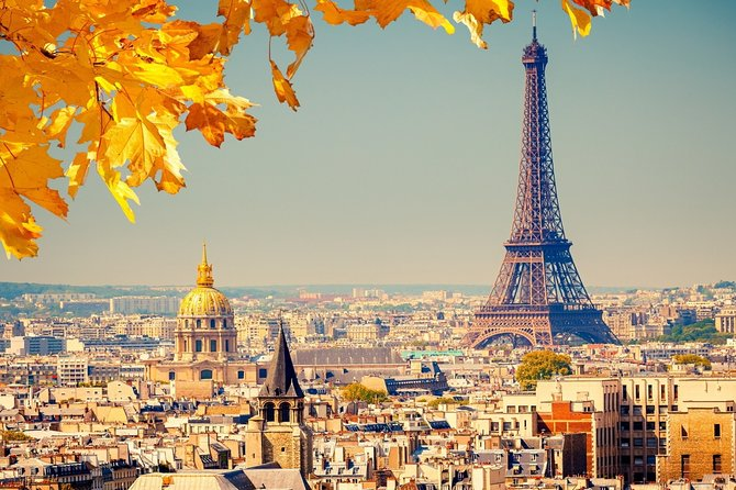 Virtual Historical and Sightseeing Guided Tour of Paris