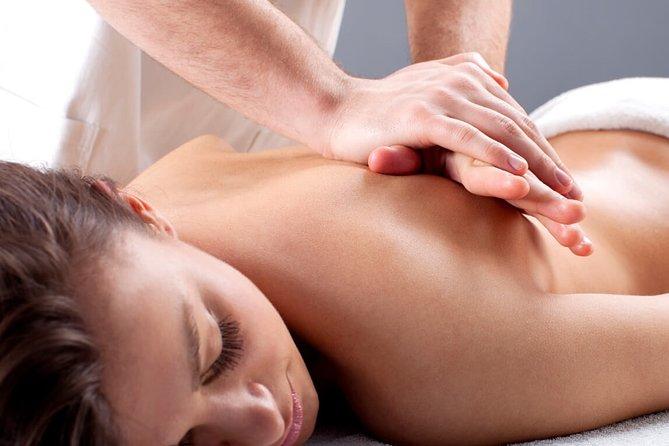 Deep Tissue Massage from Boston