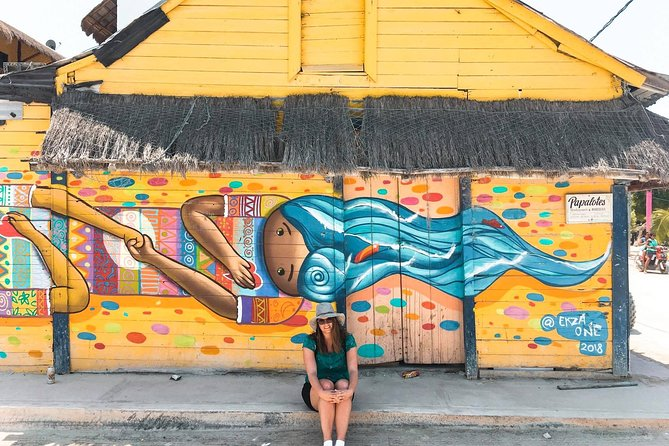 Holbox and Passion Islands Full-Day Tour with Cenote