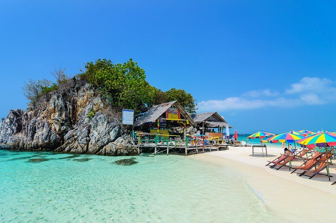 Full-Day Tour of Khai Islands from Phuket with Lunch