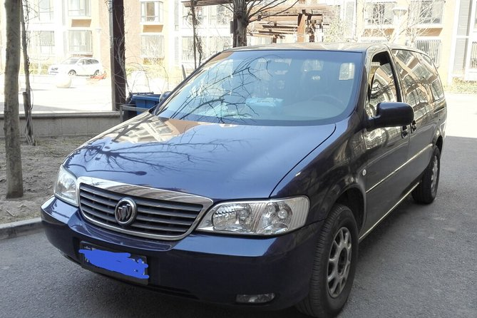1-Way Private Transfer from Luoyang to Zhengzhou