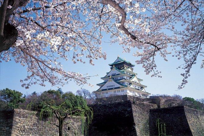 Half-Day Sightseeing City Tour of Daisuki Osaka with Pickup
