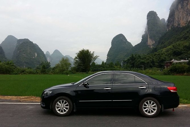 Private Transfer from Yangshuo/Guilin to Sanjiang and stops Longji Rice Terraces