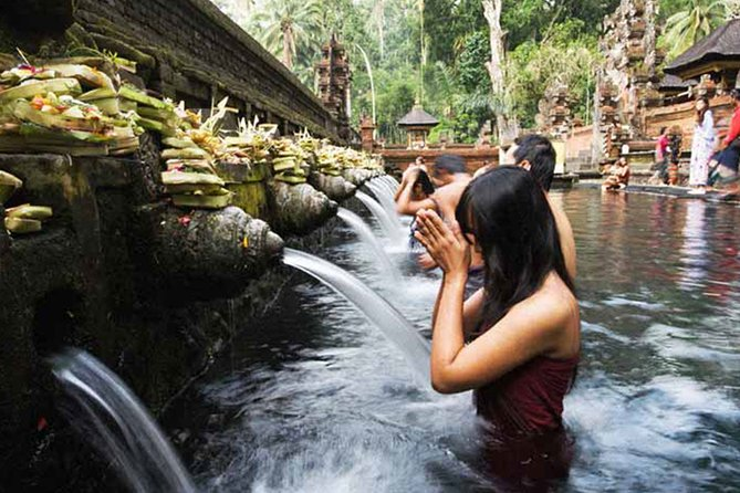 Full-Day Bali Car Charter to Popular Temples