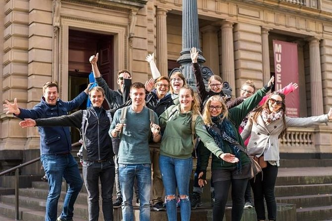 Complete City Walking Tour from Melbourne
