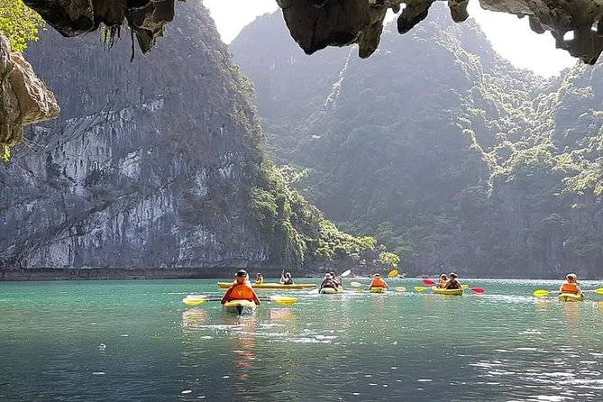 Ha Long Bay 2-Day Tour with Overnight on Cruise