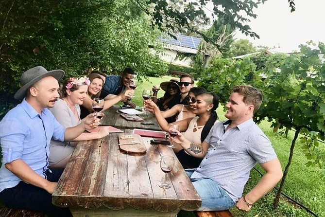 Full-Day Tamborine Guided Wine and Distillery Tour with Lunch