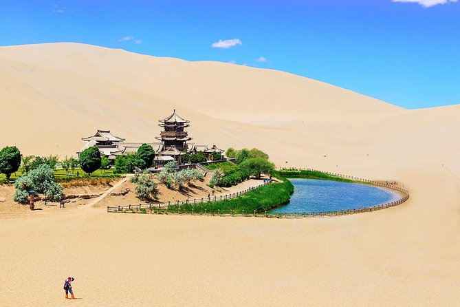 8 Days Private Tour from Dunhuang to Highlights of Silk Road