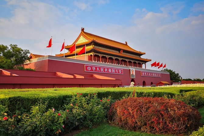 Beijing Private Day Tour from Xi'an with Deluxe Soft Sleeper Train Experience