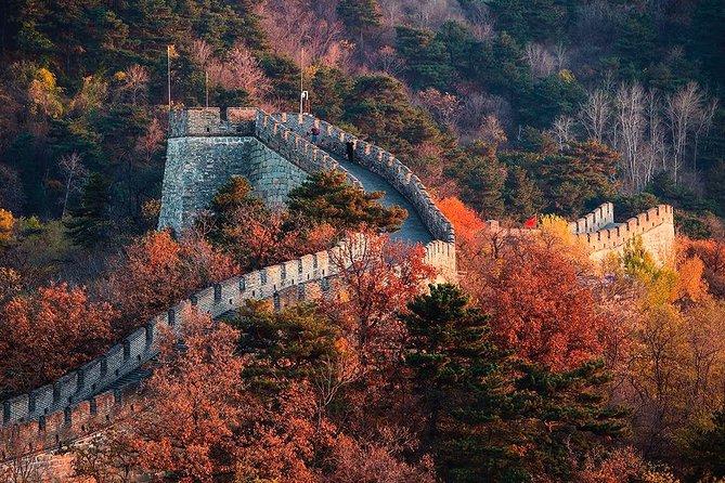 All-Inclusive Mutianyu Great Wall Biking and Hiking Day Tour