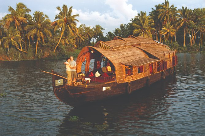 Cochin to Alleppey Backwater Tour (2days)