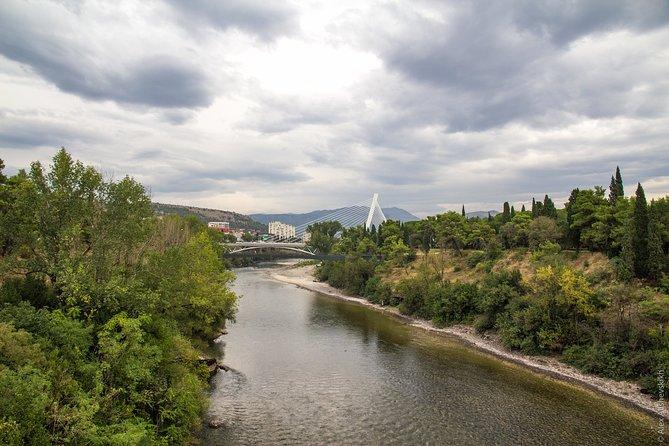 Tirana to Podgorica Transfer