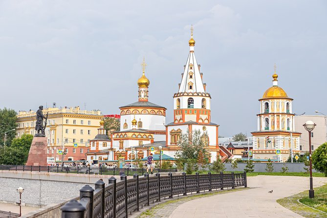 Private Half-Day Tour of Irkutsk with Lunch
