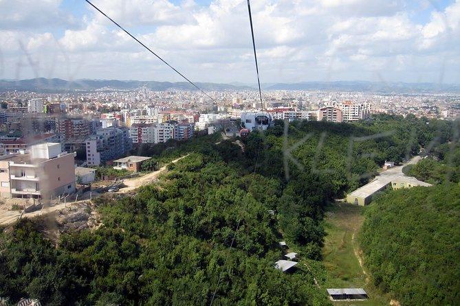 Podgorica to Tirana Transfer