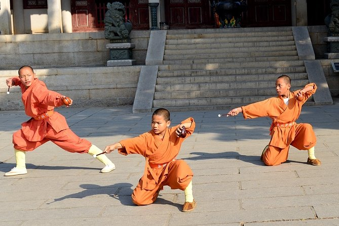 Private Transfer to Shaolin Temple from Kaifeng