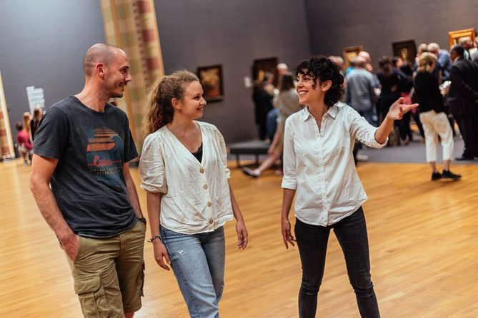 Lonely Planet Experience: Rijksmuseum Walk with an Art Historian