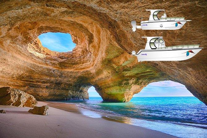 2.5-Hour Cruise to Benagil Caves From Portimão