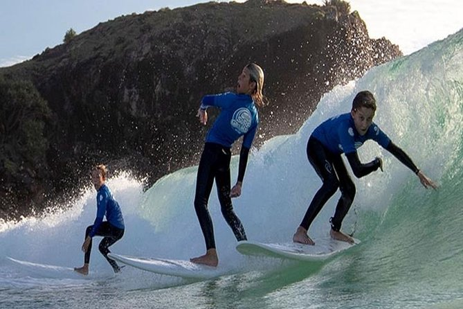 Lennox Head: 2-Hour Beginners Surfing Lesson