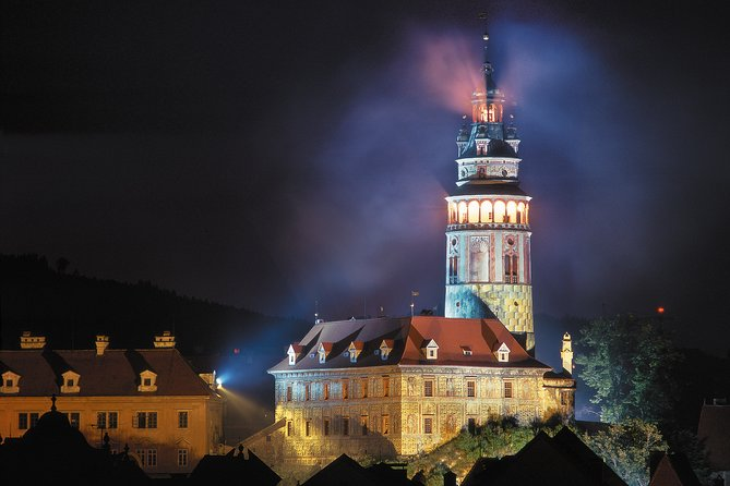 Private Night tour of Český Krumlov