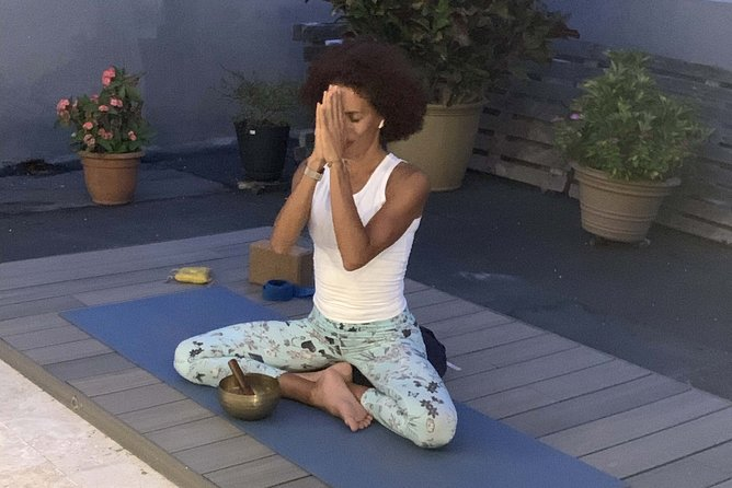Virtual Group Yoga Class Drop-In (English, Français, Español)