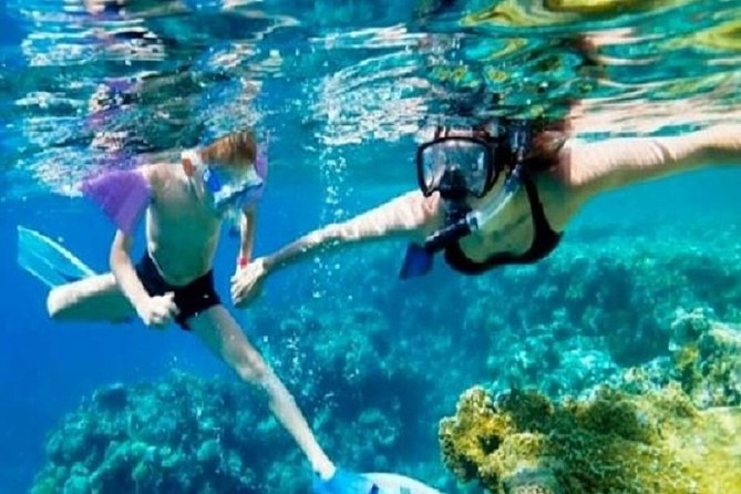 Snorkeling by Boat to Ras Mohamed