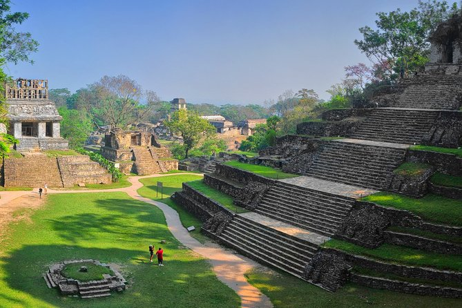 Half-Day Palenque Archaeological Site with Pickup