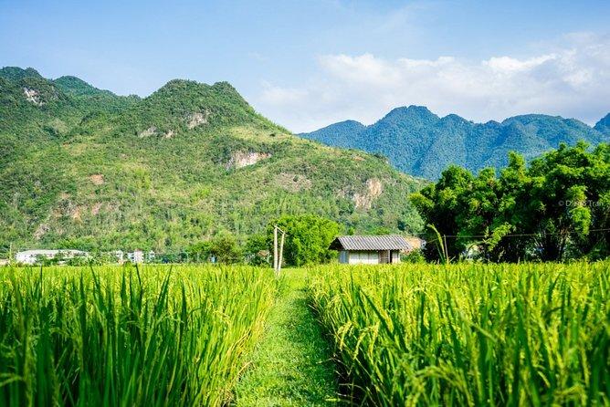 3-Day Tour from Hanoi of Mai Chau and Kim Boi Hot Spring