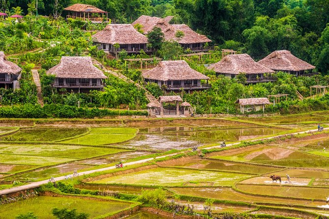 3 Days Guided Adventure in Mai Chau and Pu Luong from Hanoi