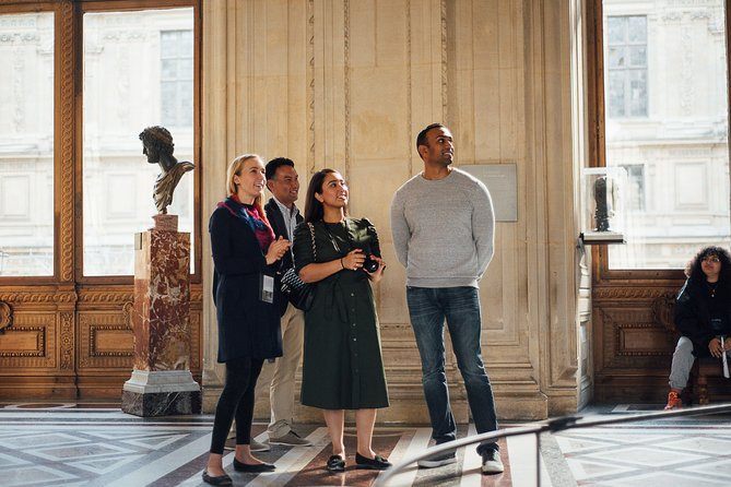 Private Art History Louvre Tour with Professor Jimerson from Paris