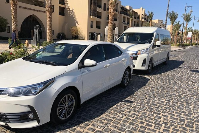 private transfer from Luxor to Hurghada