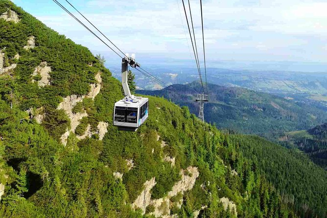 Full-Day Tour to Kasprowy Wierch and Zakopane with Cable Car