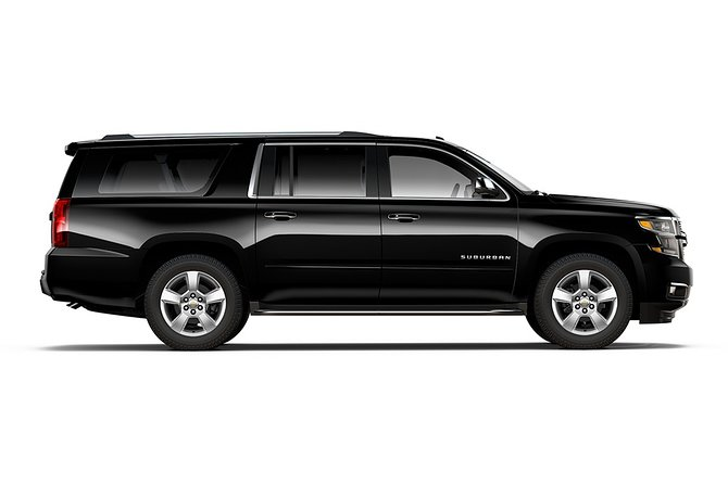 Private SUV New York City Airport Arrival Transfer